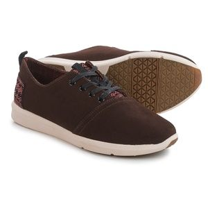 TOMS Viaje Sneakers Suede (For Men)